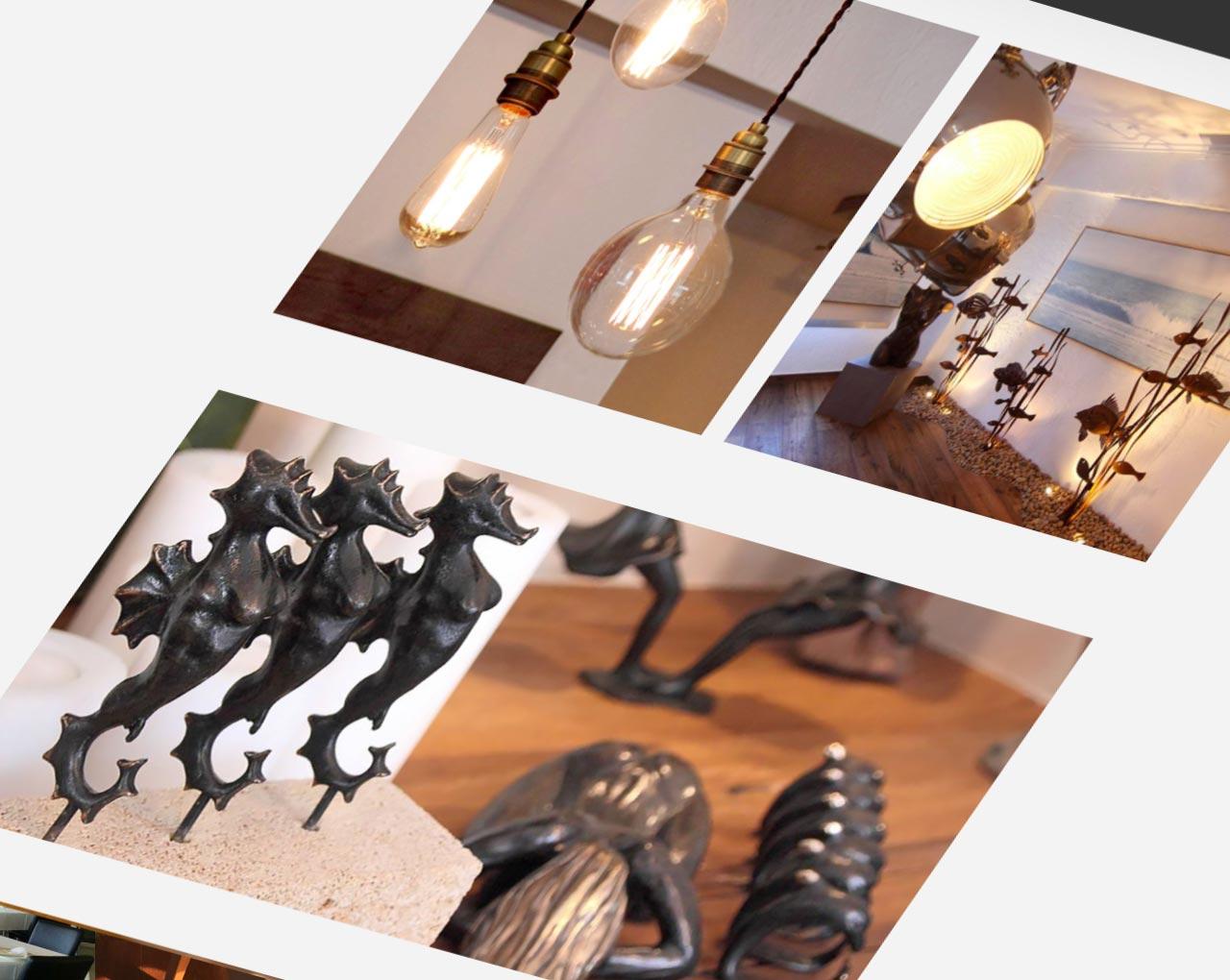 estudio de diseño grafico y web en murcia, art9 gallery en moraira