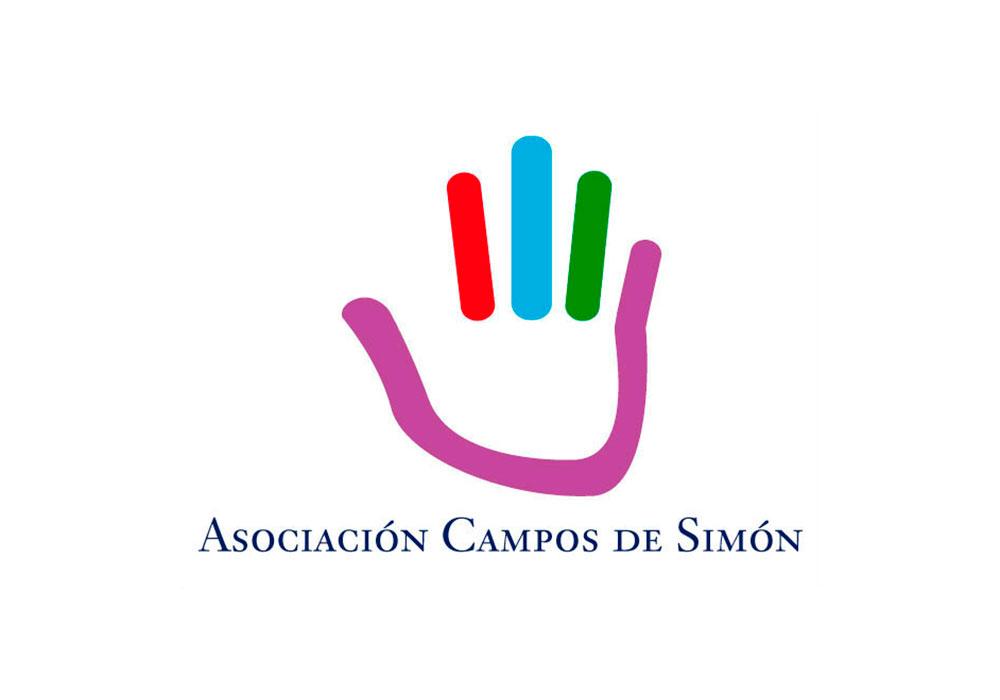 estudio de diseño grafico en murcia, Asociación Campos de Simón