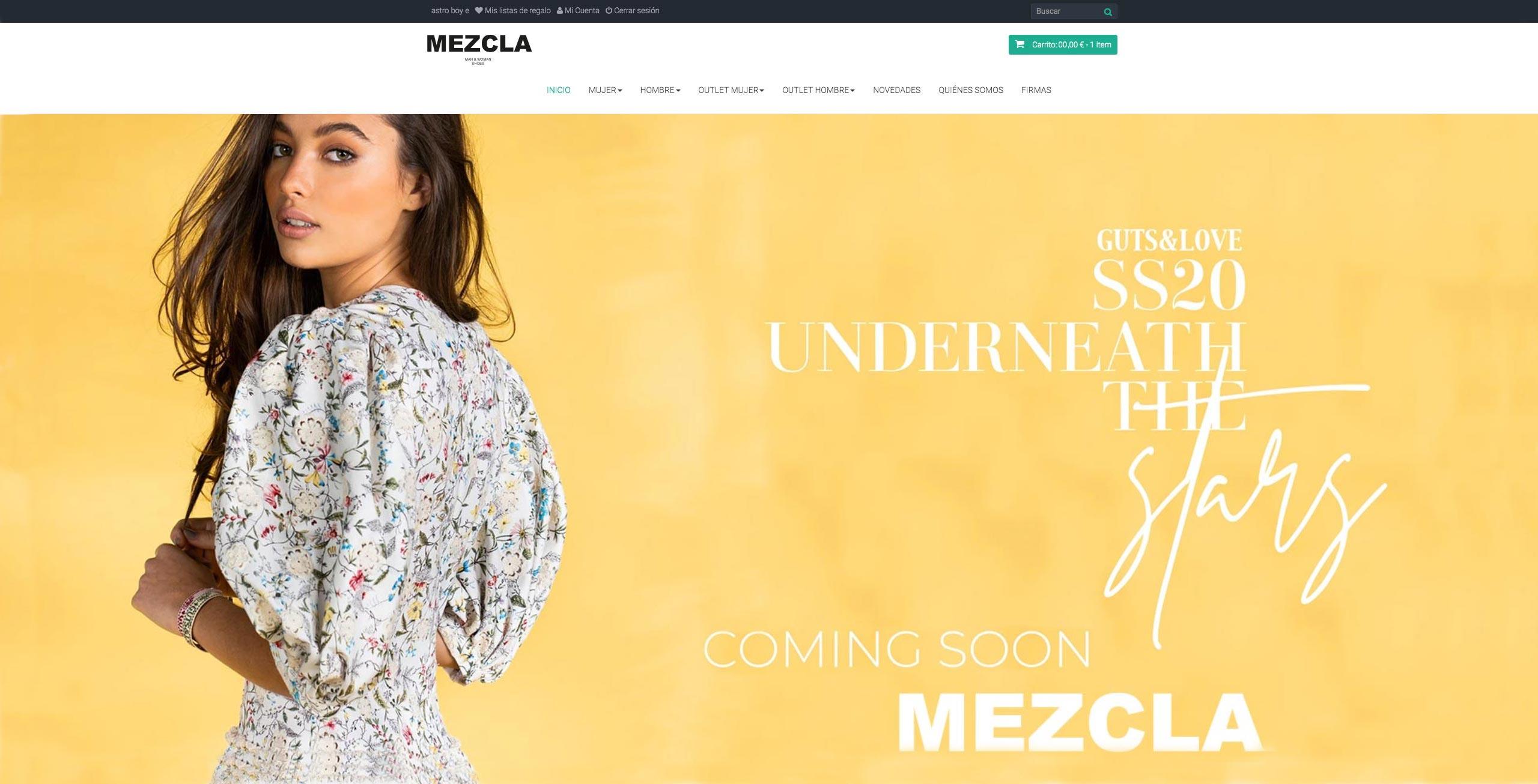 mezclalugo, tienda on-line en lugo