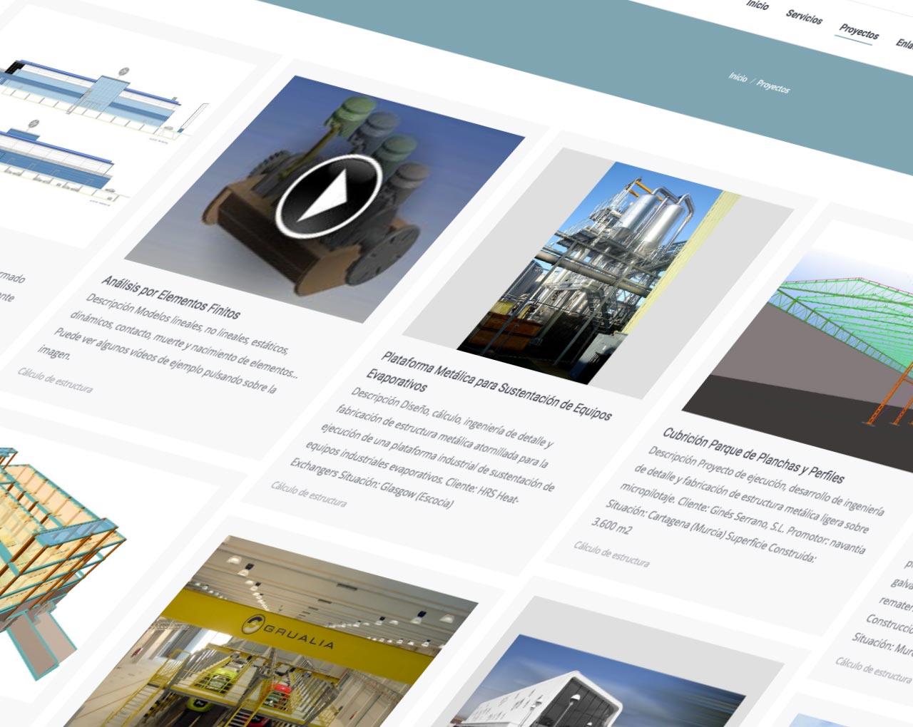estudio de diseño grafico y web en murcia, cyme ingenieria